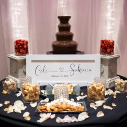 CHOCOLATE FOUNTAIN 3TG07206