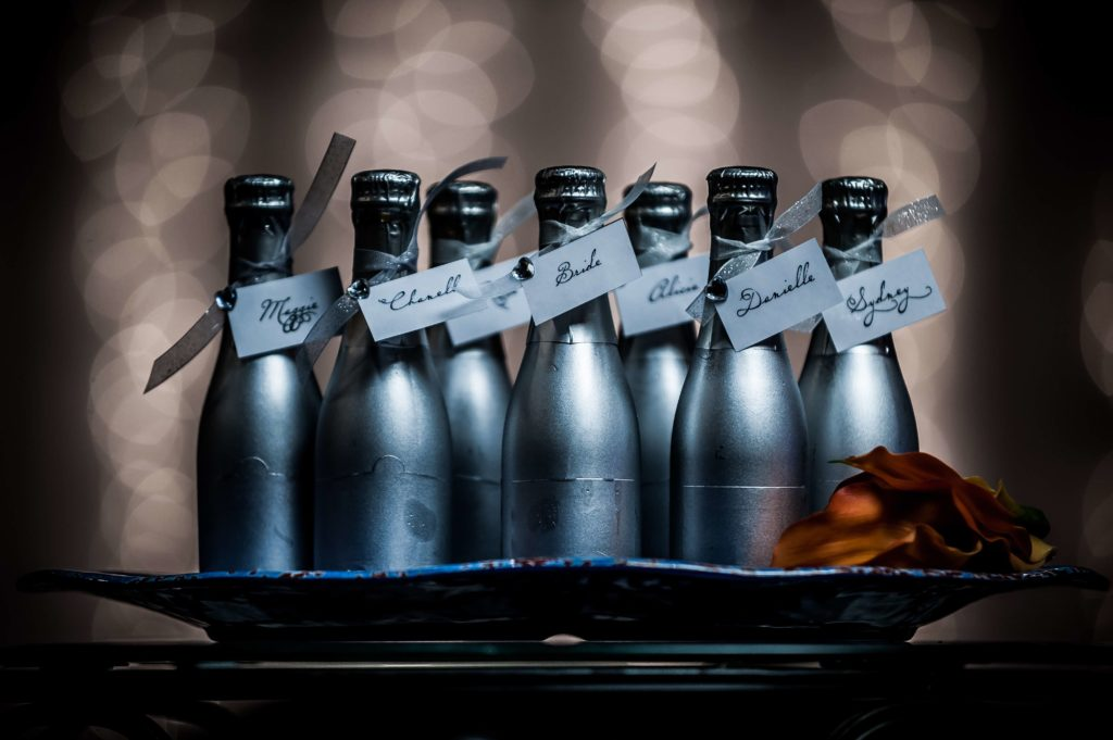 Mini-champagne-bottles-for-bridesmaids-at-Bella-Sera-copy-1024x681