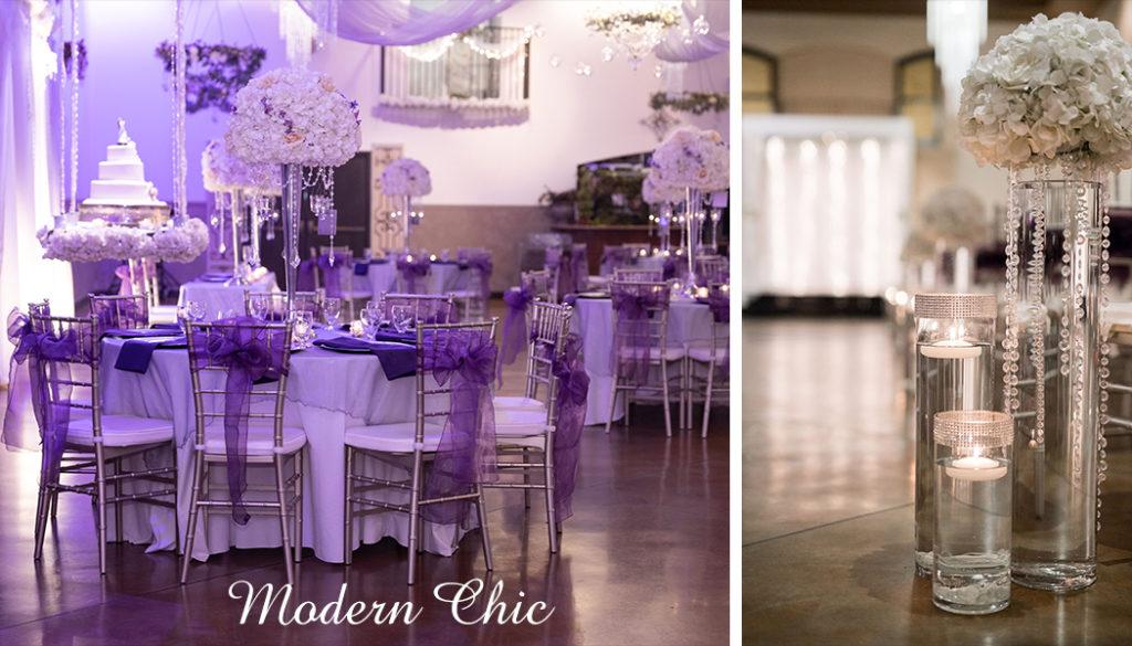 Modern-Chic-Purple-Wedding-Decor-and-lighting-1024x585