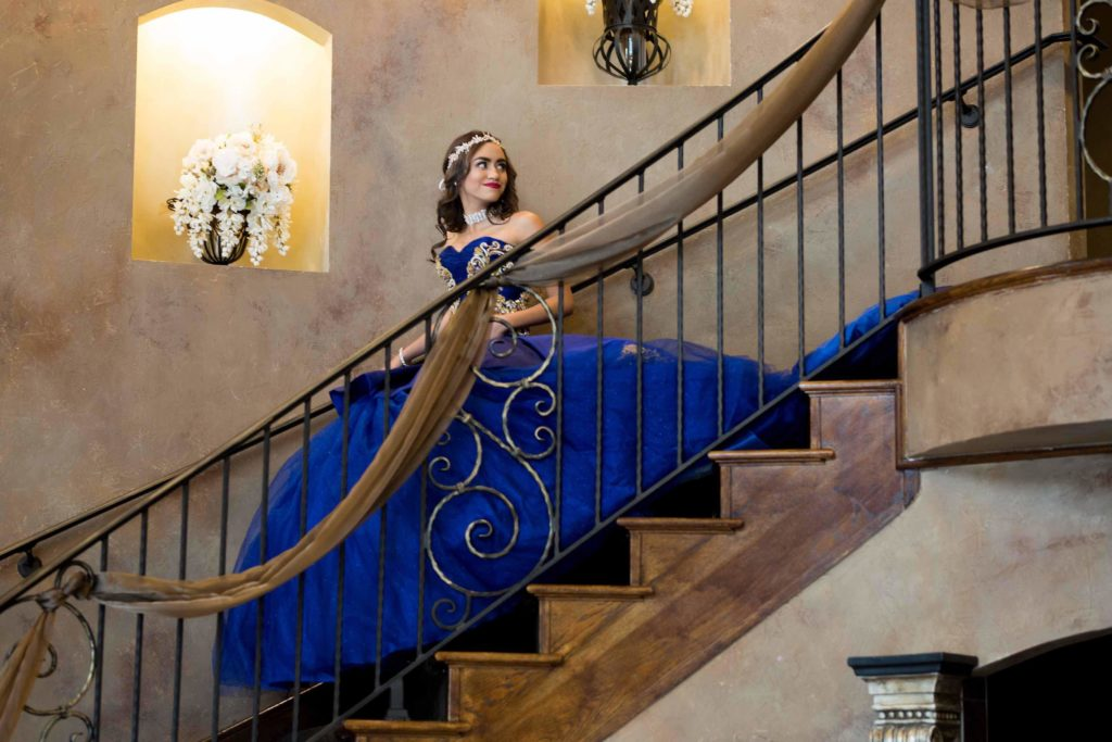 Quinceanera-Royal-Blue-Dress-on-Stairs_sml-1024x683